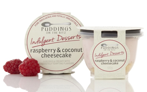 cheesecake raspberry coconut the gourmet merchant