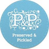 Preserved & Pickled Logo The Gourmet Merchant