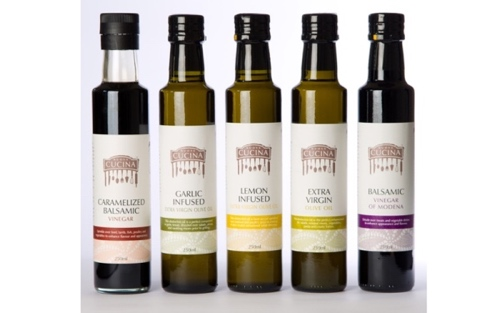 olive oil balsamic vinegar The Gourmet Merchant