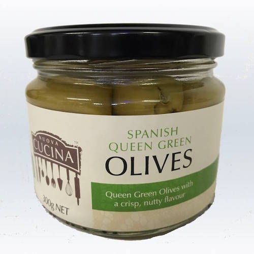Spanish Queen Green Olives